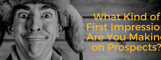 Cold Calling: What Kind of First Impression Are You Making on Prospects?