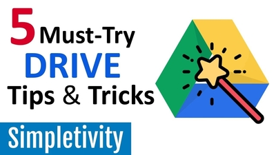 5 Must-Try Tips for Google Drive